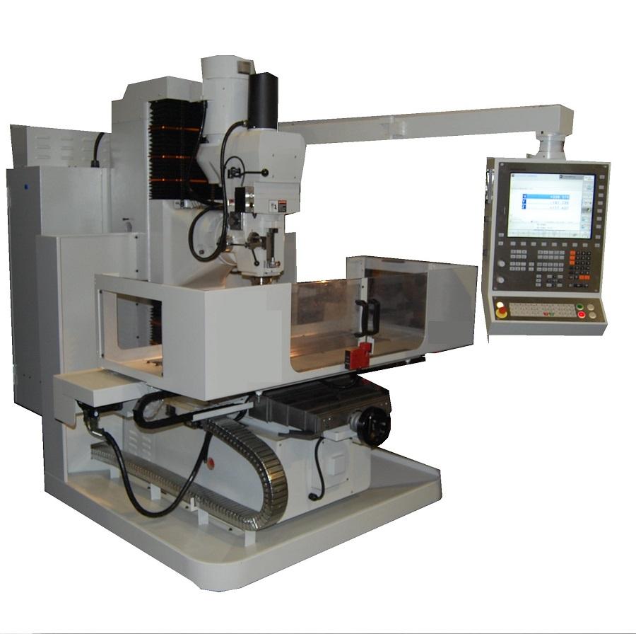 SEMCO Mastermill 800 CNC Bed Mill