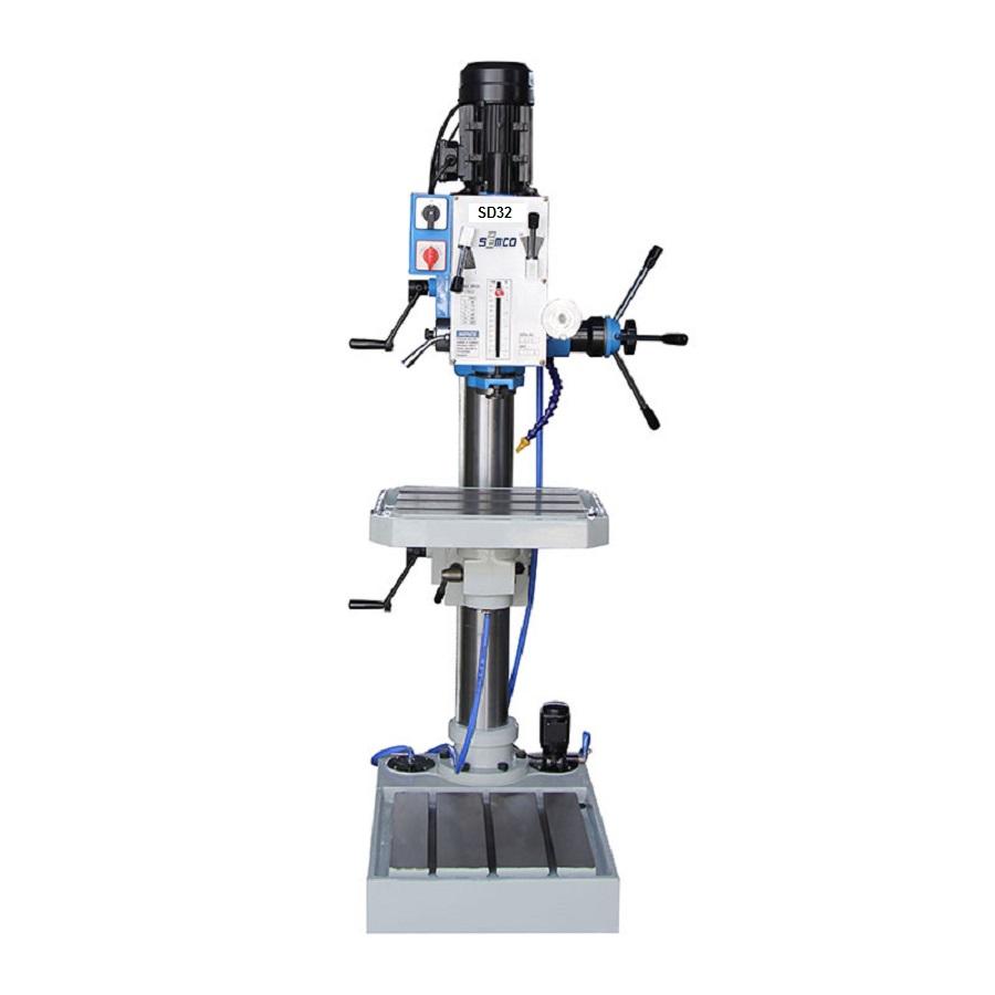 Semco SD32 Pedestal Drill