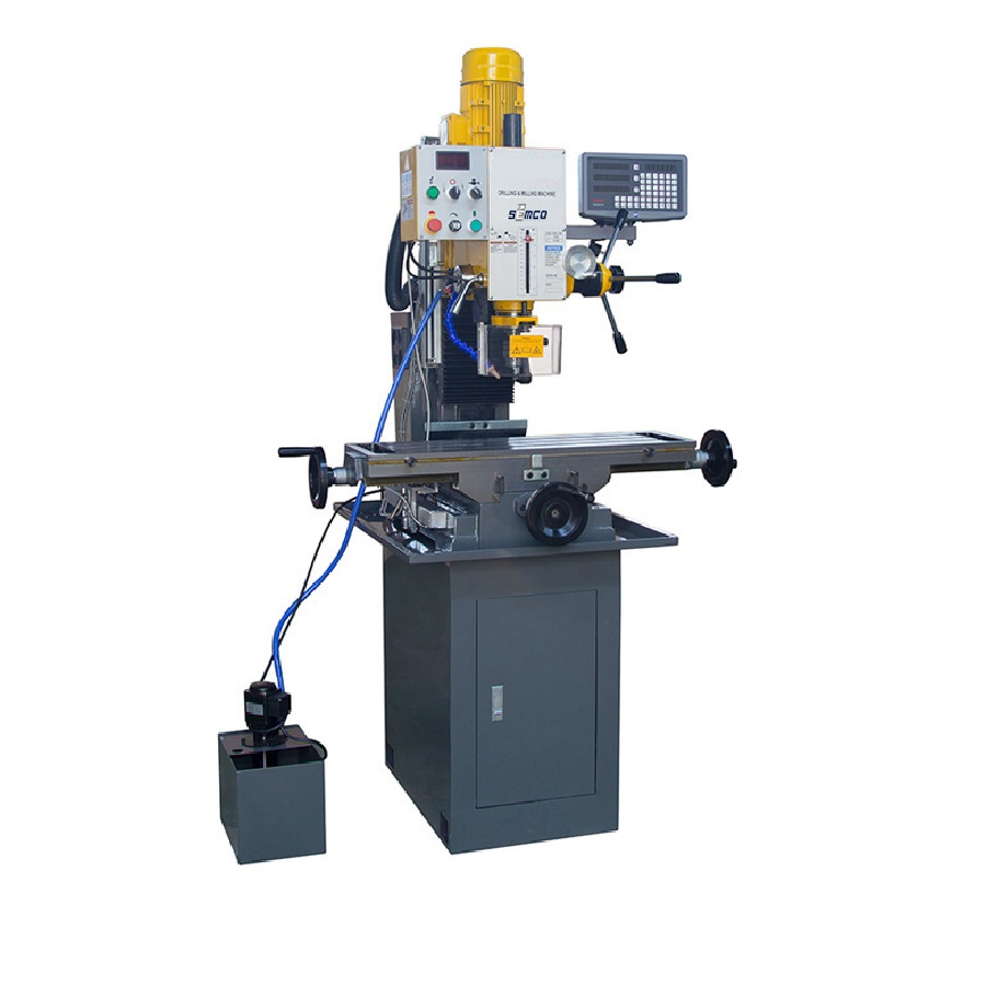 Semco SMD45 Mill Drill Machine