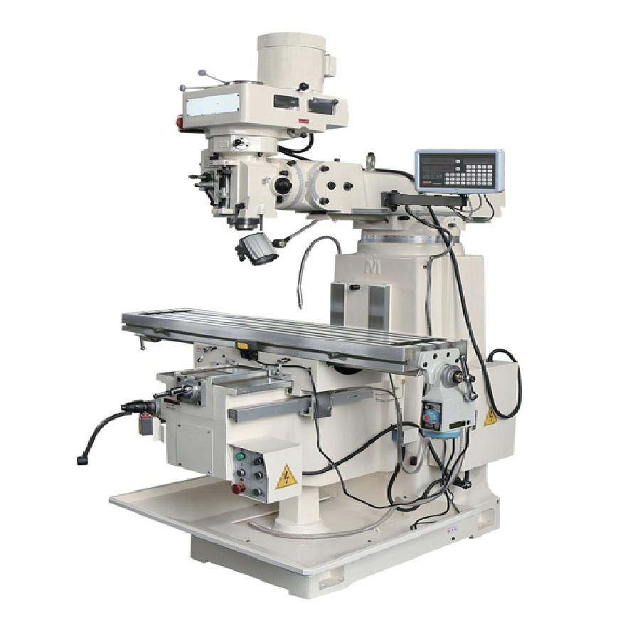 Semco TM850 Turret Milling Machine