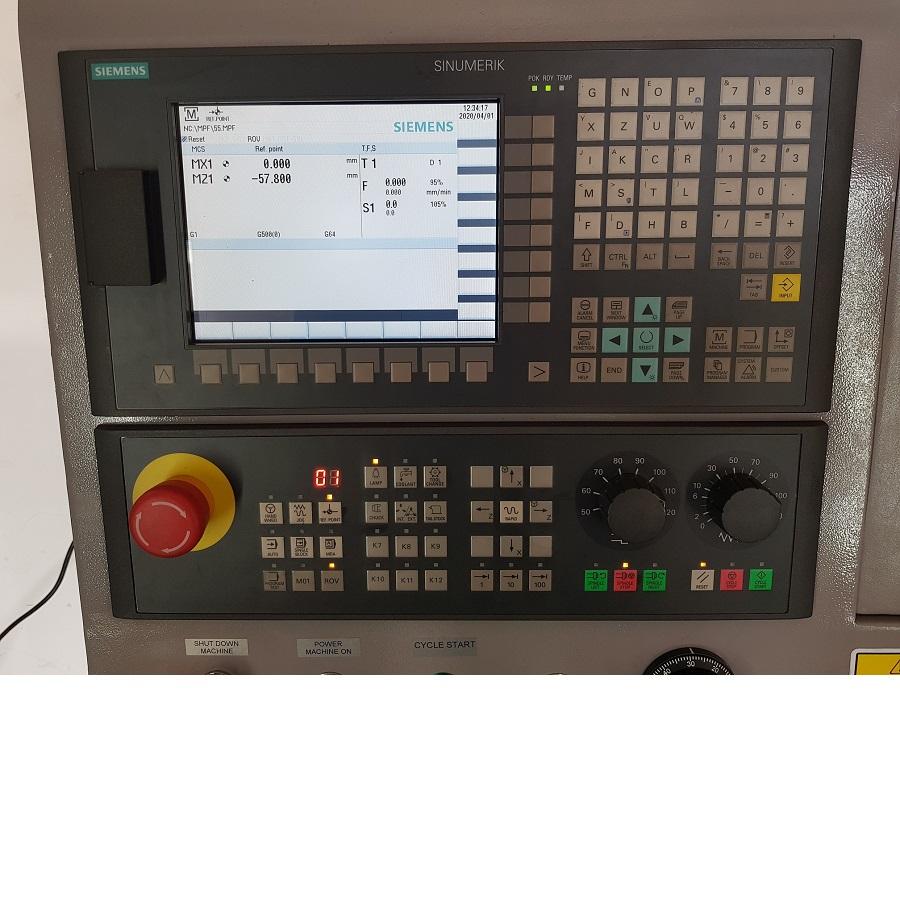 Semco L200 & L320 CNC Lathe Control