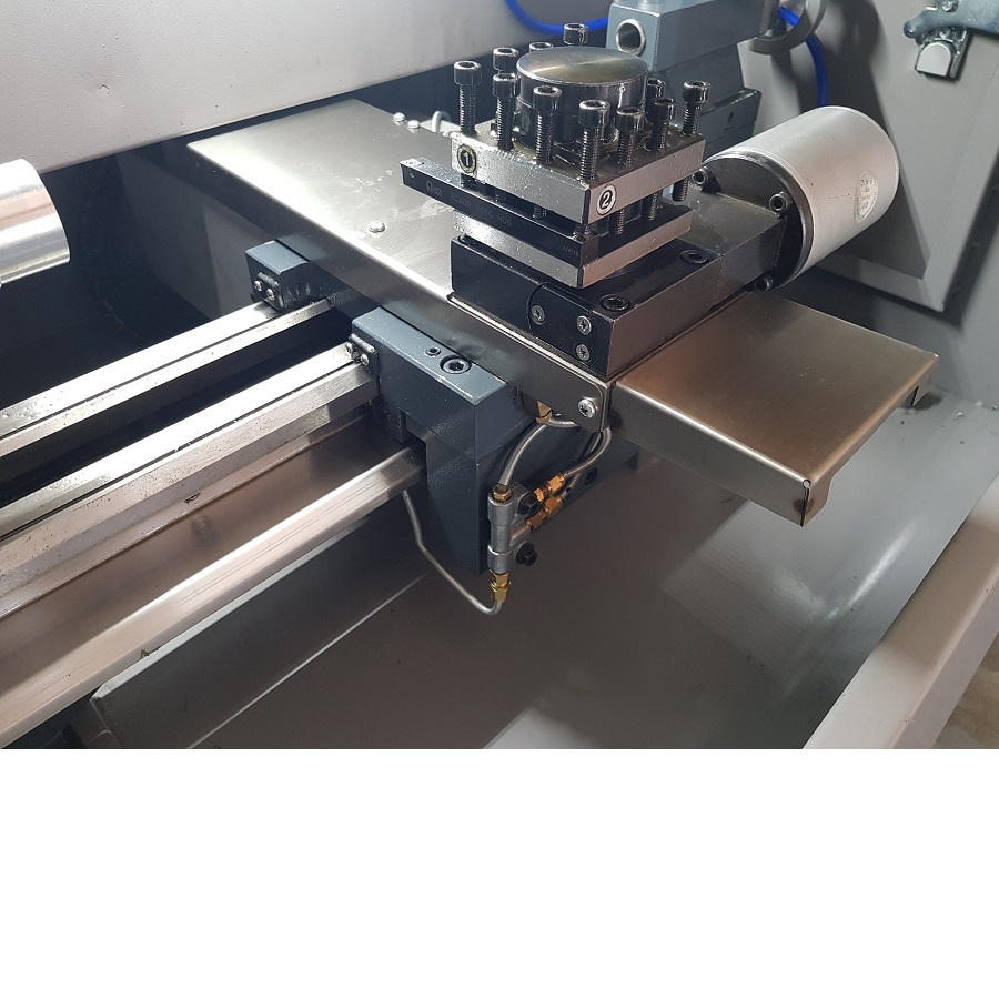 Semco L200 CNC Tool Post