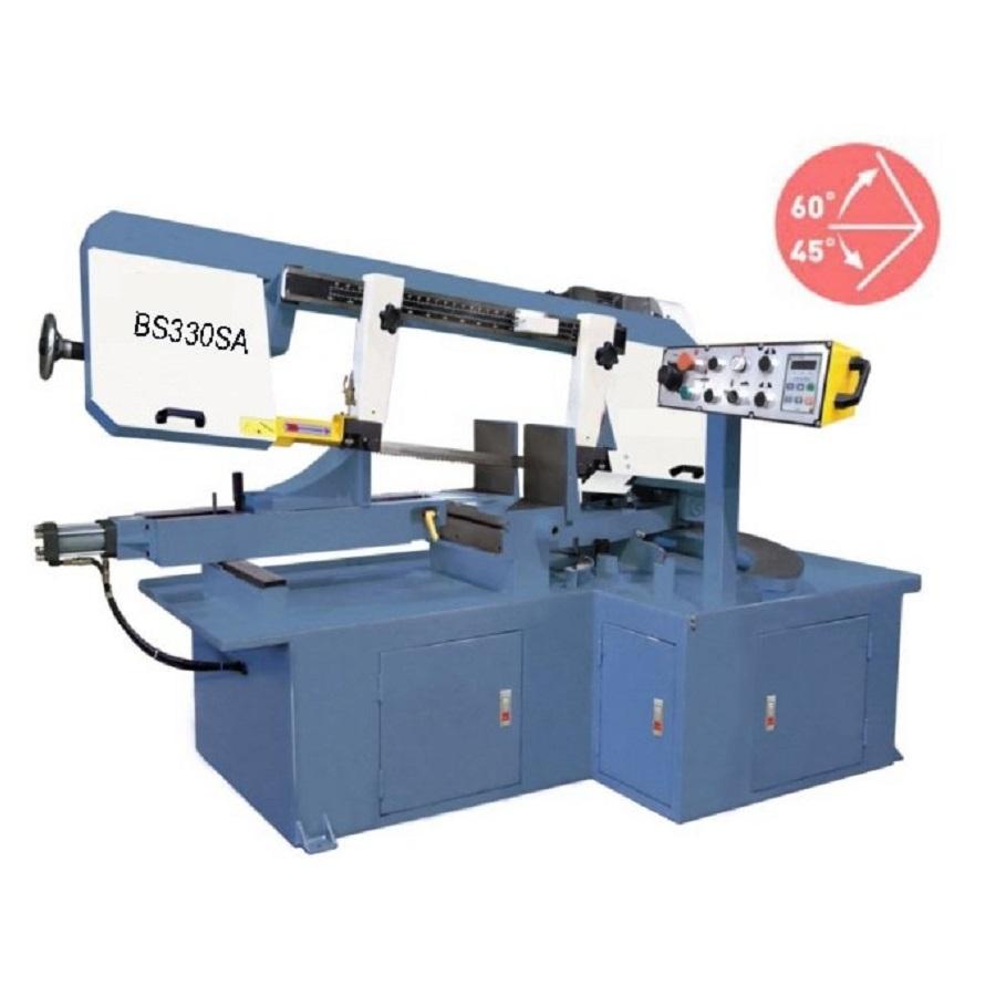 Semco BS460SA Semi Automatic Horizontal Bandsaw