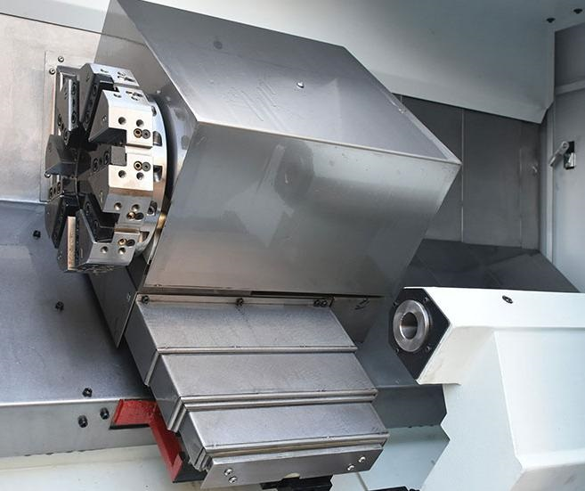 Semco SB160 8 station turret