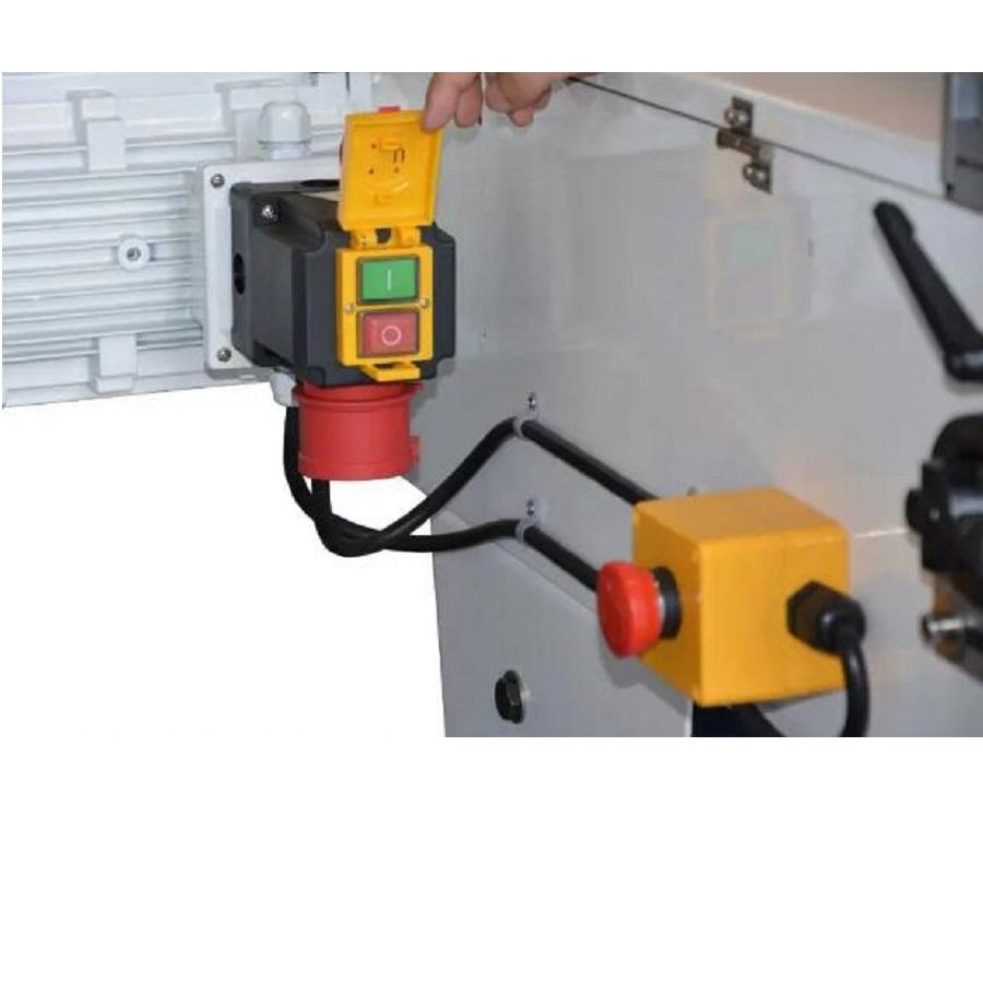 Semco Belt grinder electrics
