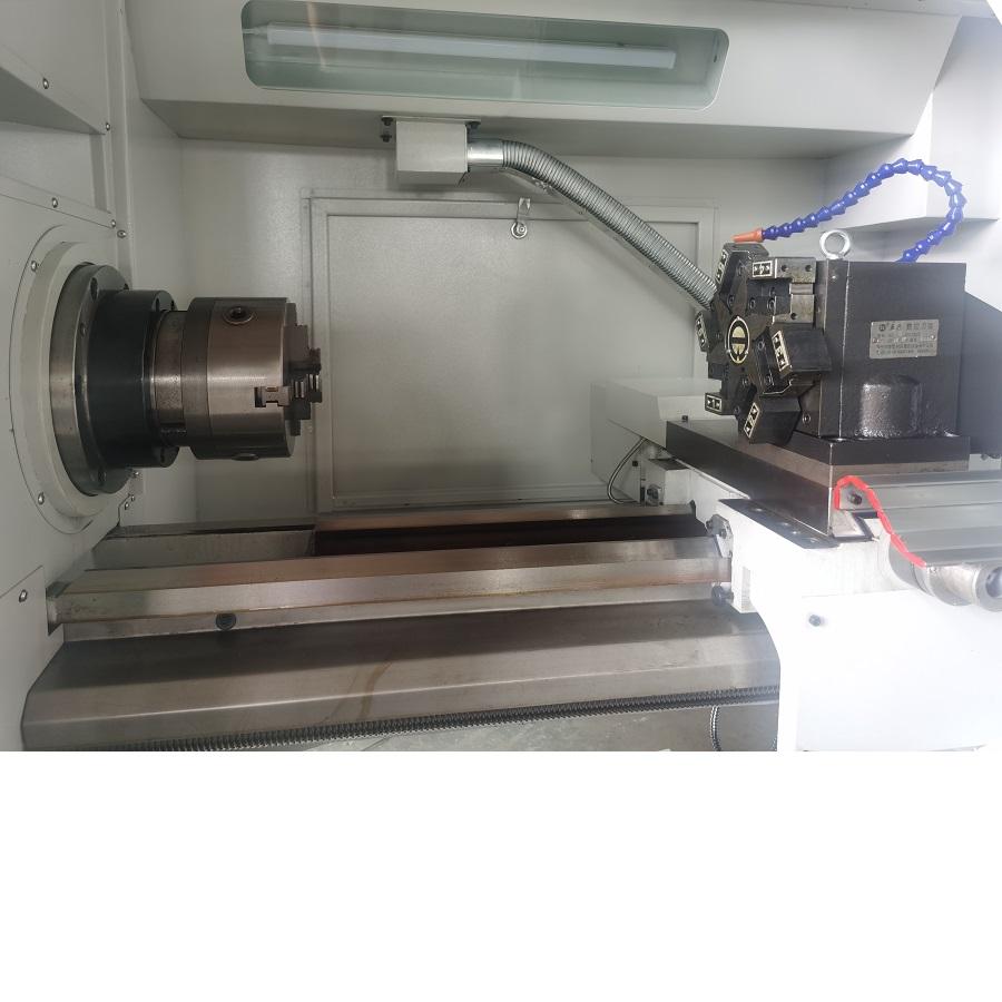 Semco L320 CNC Work Area