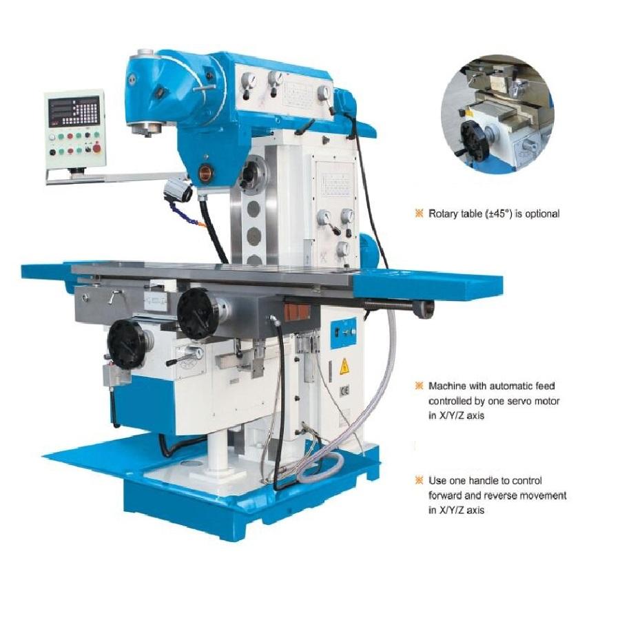 Semco UM1100 Universal Milling Machine