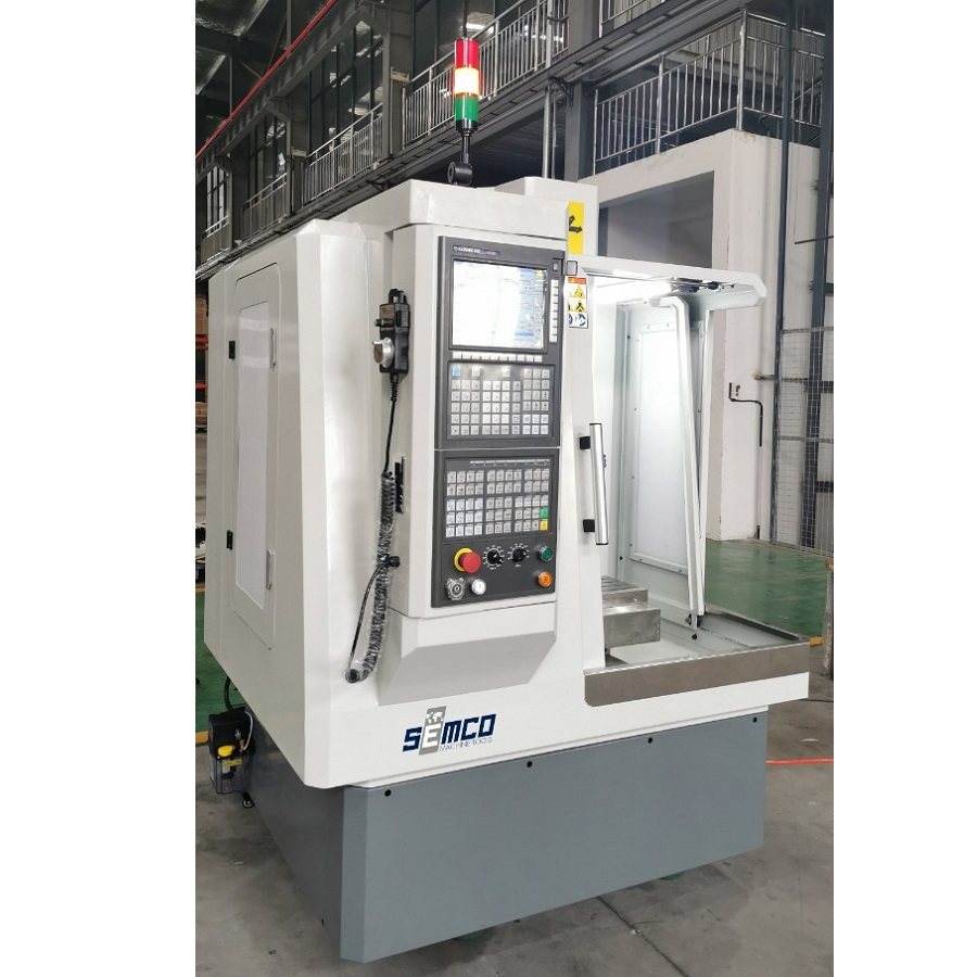 Semco VMC400 Open machining centre