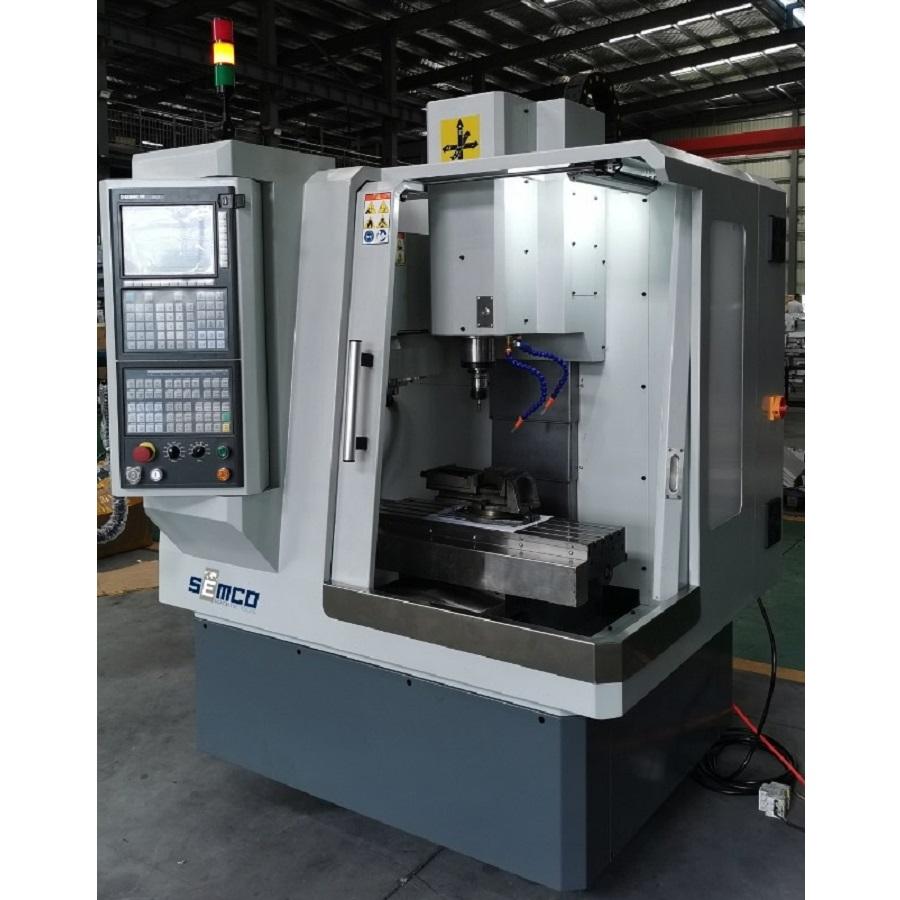 Semco VMC400 VMC machining centre