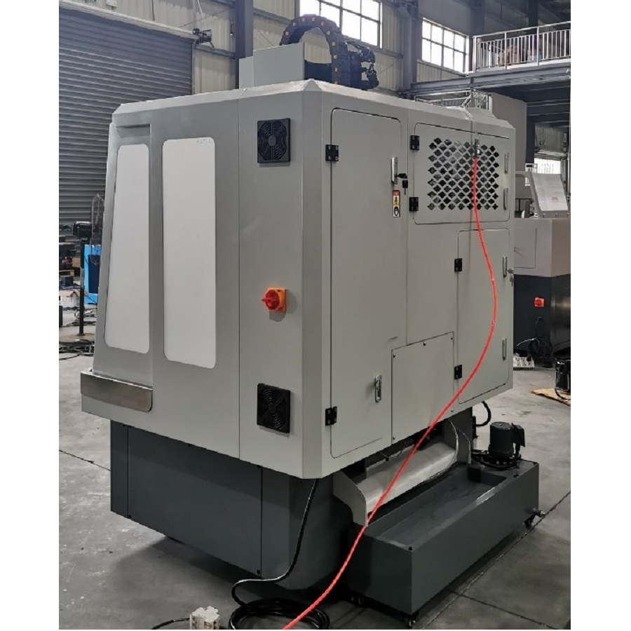 Semco VMC400 Rear View machining centre