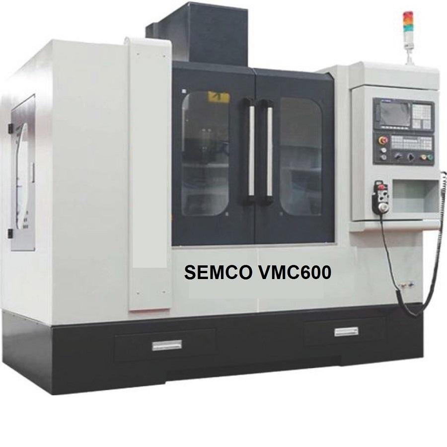 Semco VMC600 machining centre