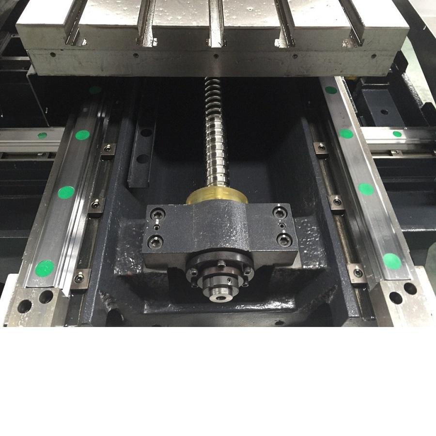 Semco VMC600 Ball Screw and slides