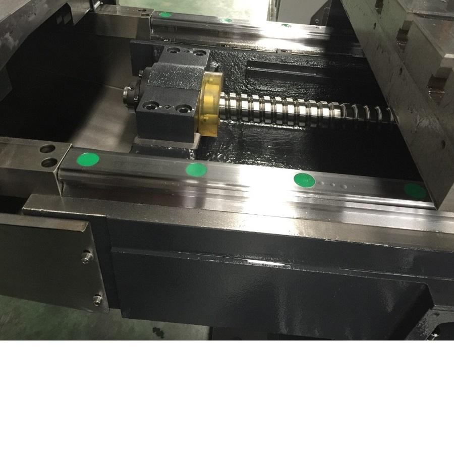 Semco VMC600 Ball Screw and slides 2