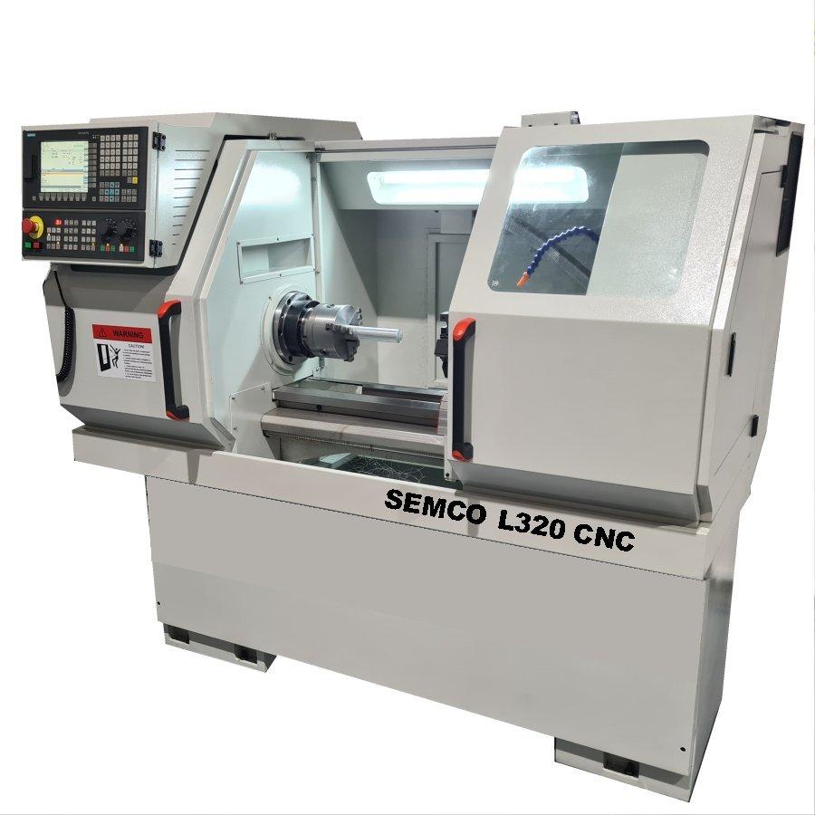 SEMCO L320 CNC Lathe