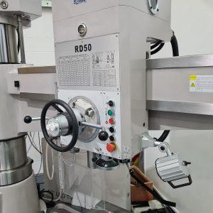Semco RD50 Radial Drilling Machine Head